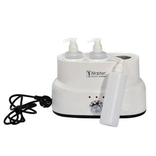 Massage Oil Warmer - 3 Bottle