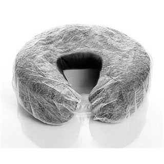 Disposable Bouffant Face Cradle Cover 100 Pack