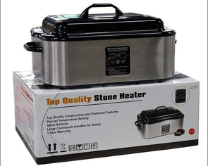 Massage Stone Heater 18ltr