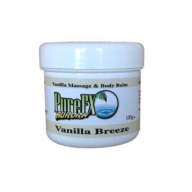 Vanilla Breeze Massage Balm
