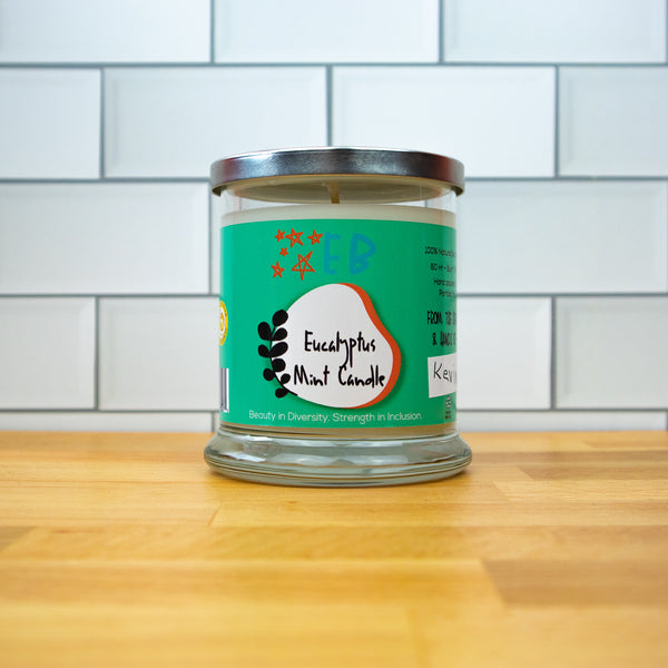 Candle | Eucalyptus Mint