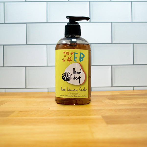 Liquid Hand Soap | Iced Lemon Cookie