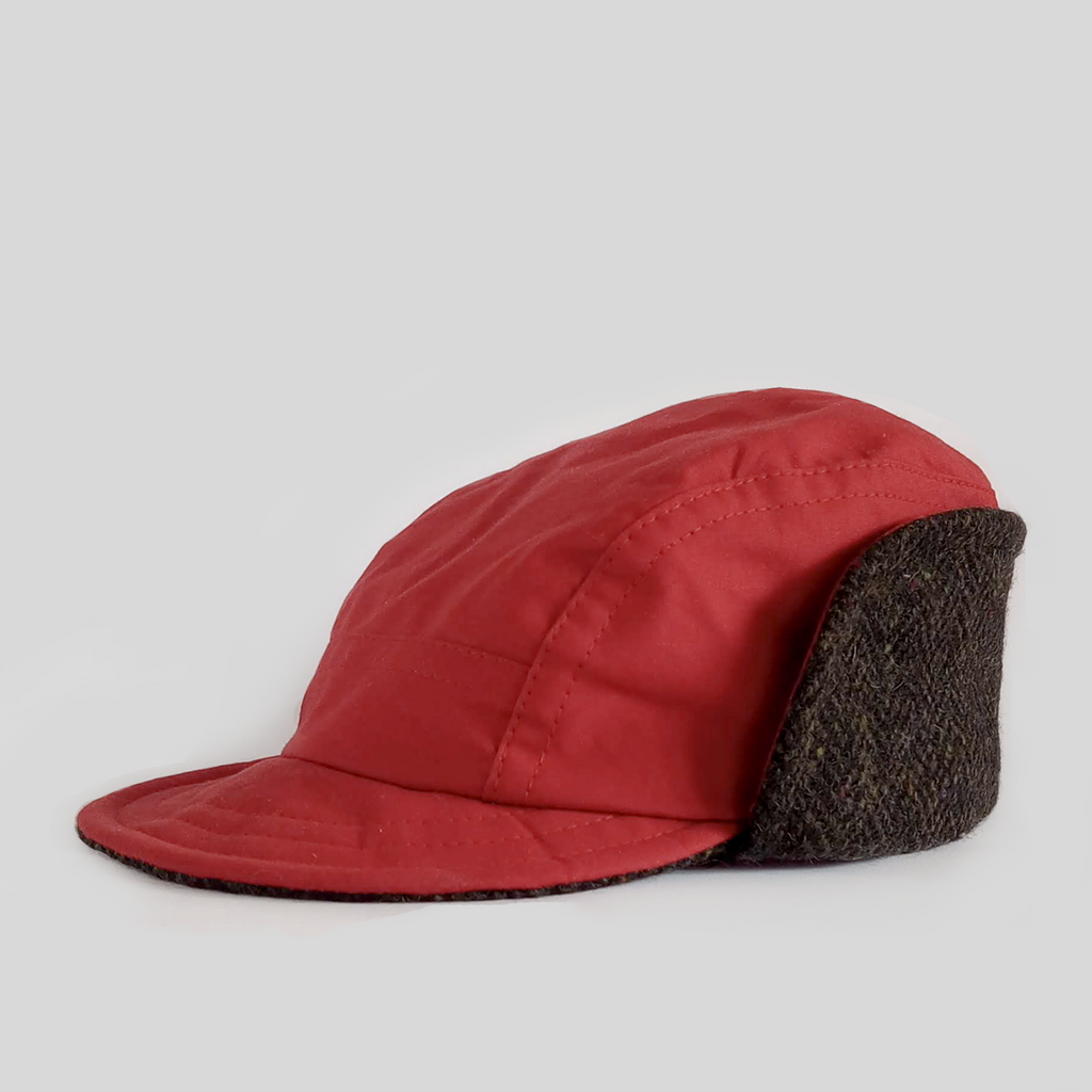 Austin Cap - Brick Red