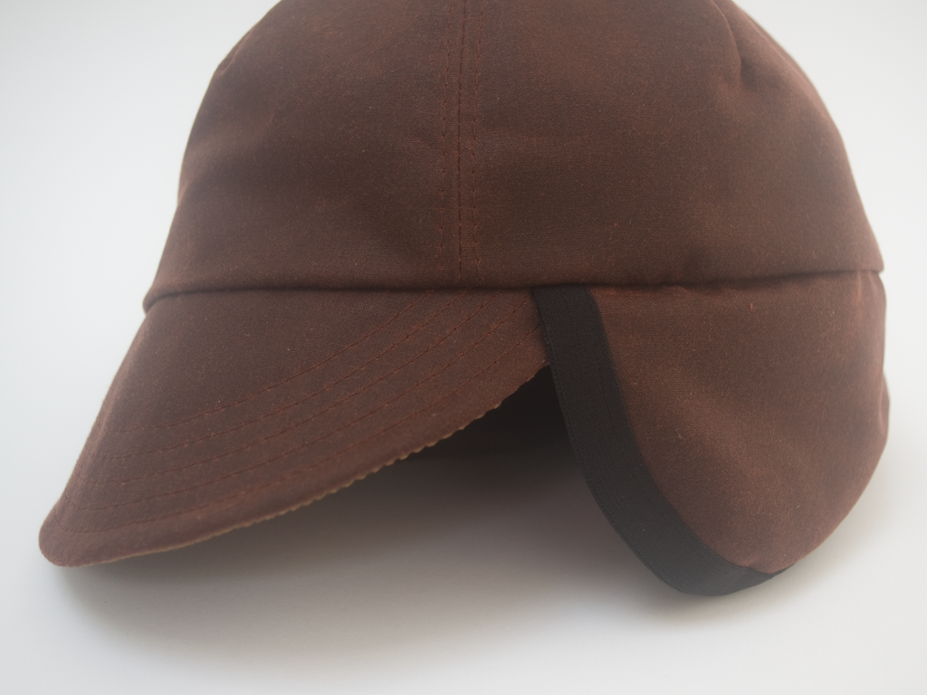 Everest Cycling Cap - Rust