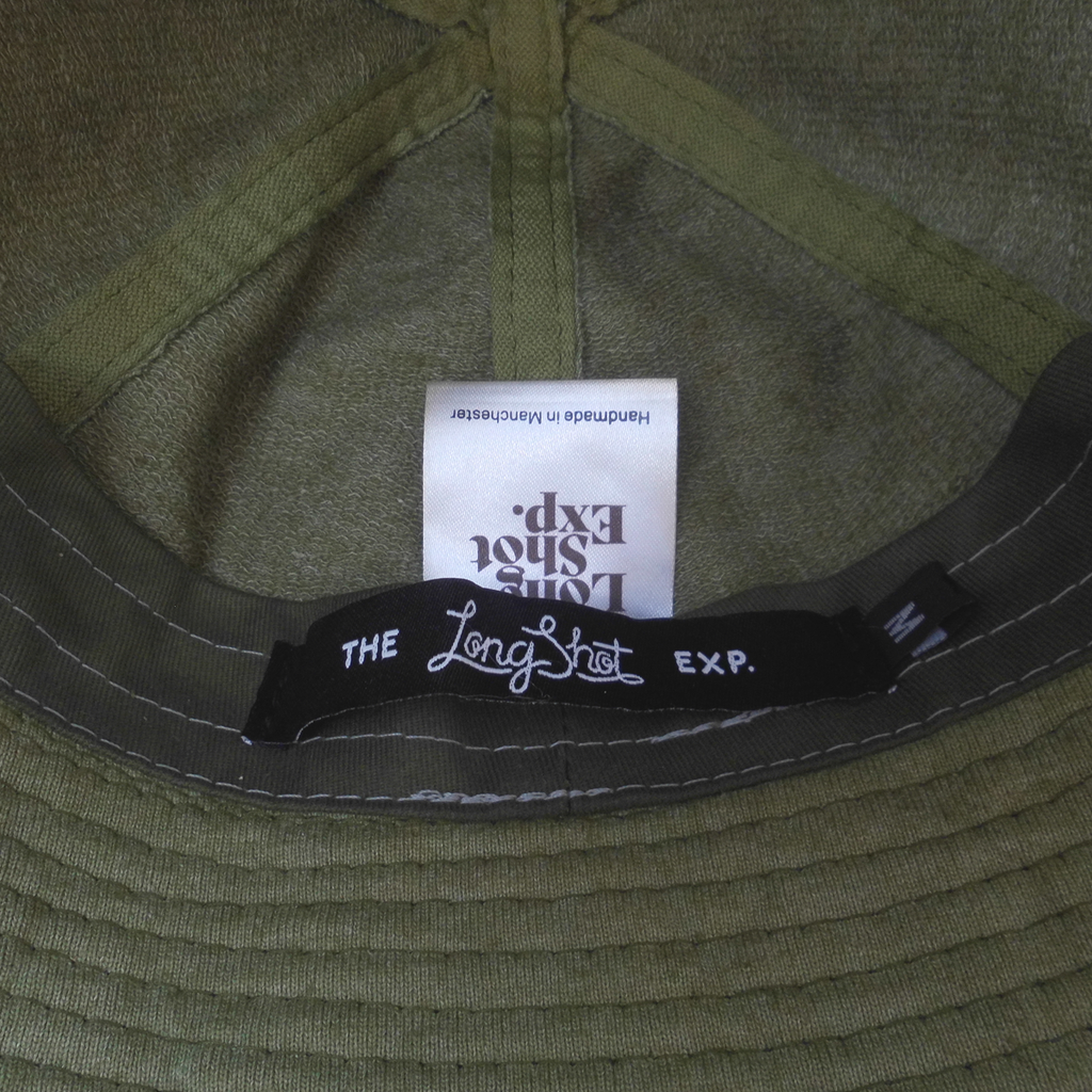 Gee Bell Hat - Olive-GD