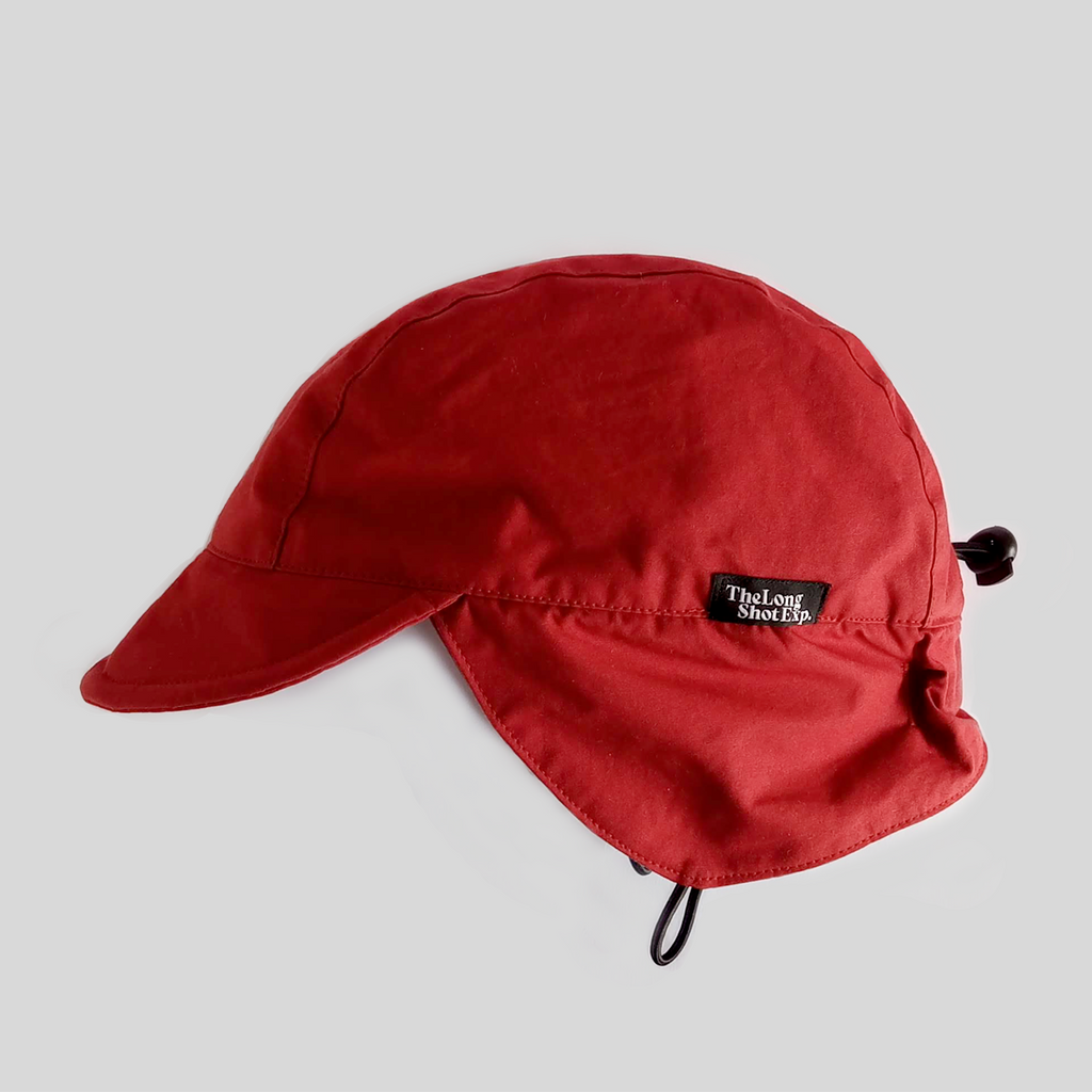 Marvin Mountain Cap - Brick Red