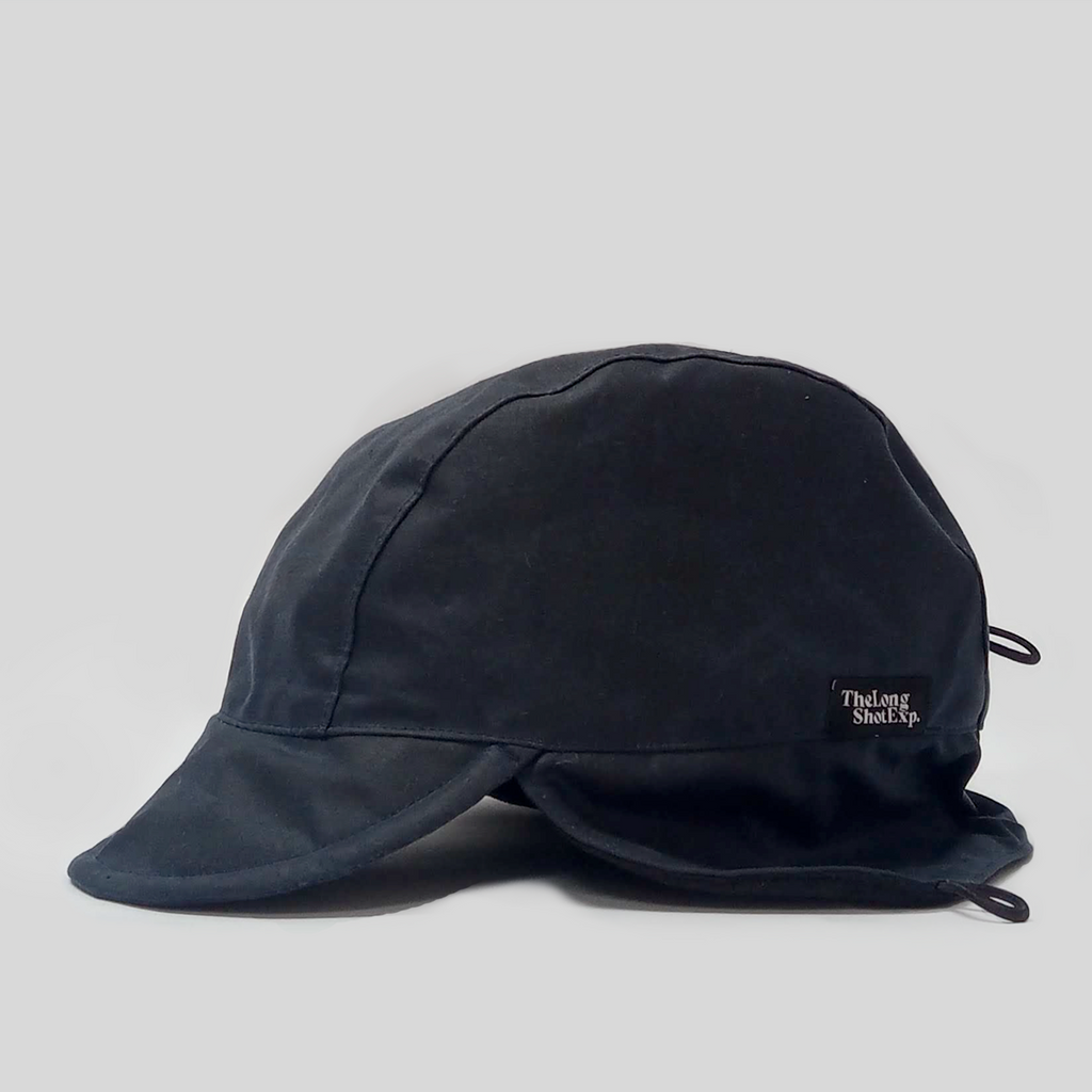 Marvin Mountain Cap - Navy Millerain