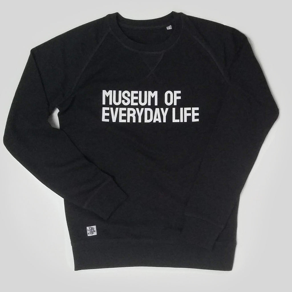 M.o.E.L 'Staff' Sweatshirt - Charcoal