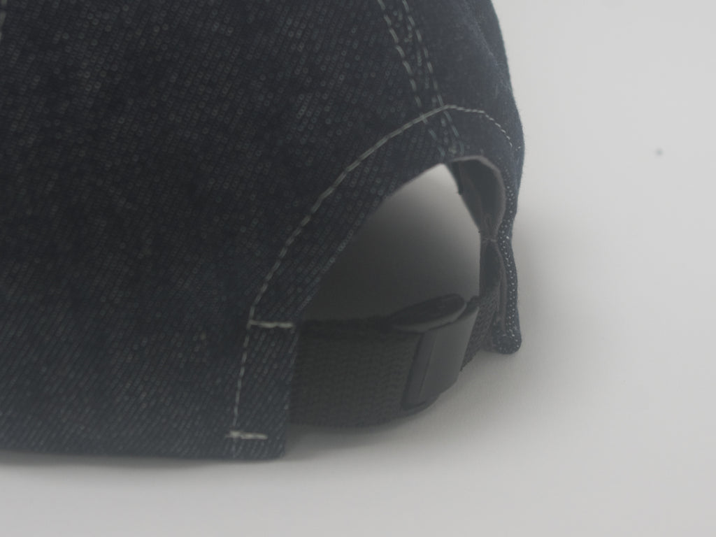 Serge Cap - Raw Selvedge Denim