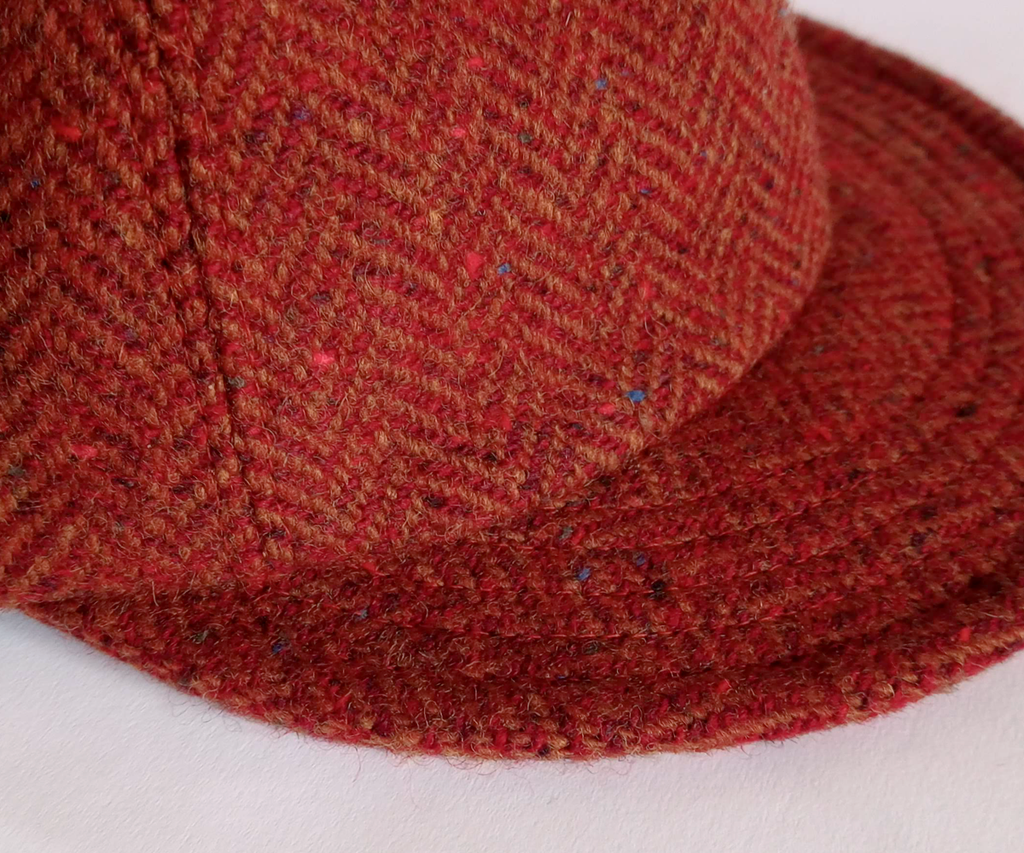 Serge Cap - Whitworth Red
