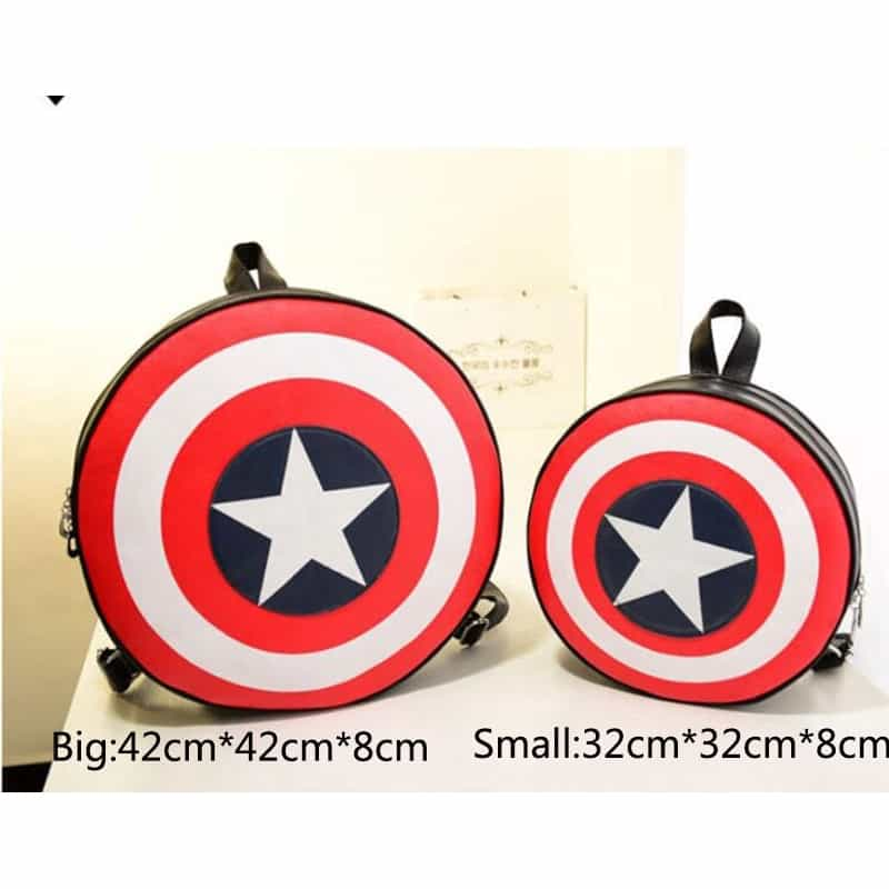 Captain America Shield Bag