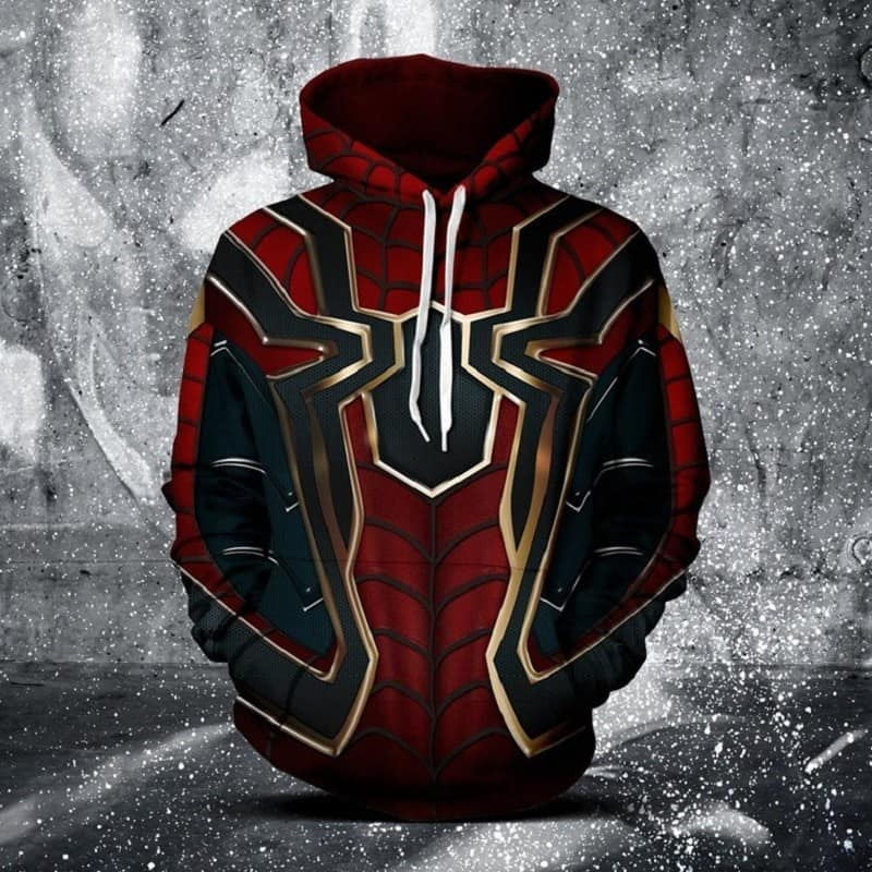 MCU SpiderMan Jacket