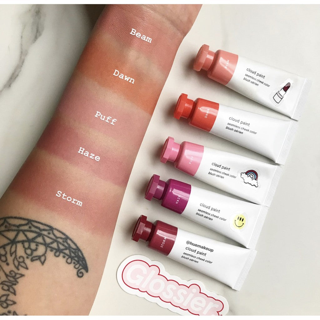 Glossier Cloud Paint by RoseMerrie