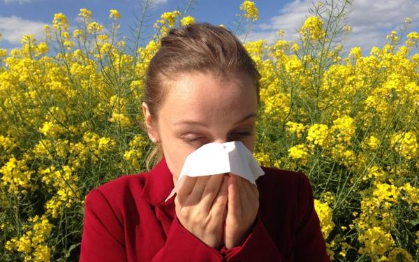 End of Winter Starts the Season of Allergies
