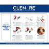 CLENARE REPLACEMENT FILTER SUPER DEFENSE (PACK OF 5) - Clenareindia