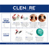 CLENARE INVISIBLE NASAL FILTERS - PACK OF 3 (SMALL + MEDIUM + LARGE) - Clenareindia
