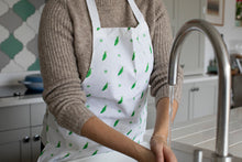 Load image into Gallery viewer, Three Peas in a Pod Adult Apron