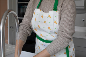 Carrot Adult Apron