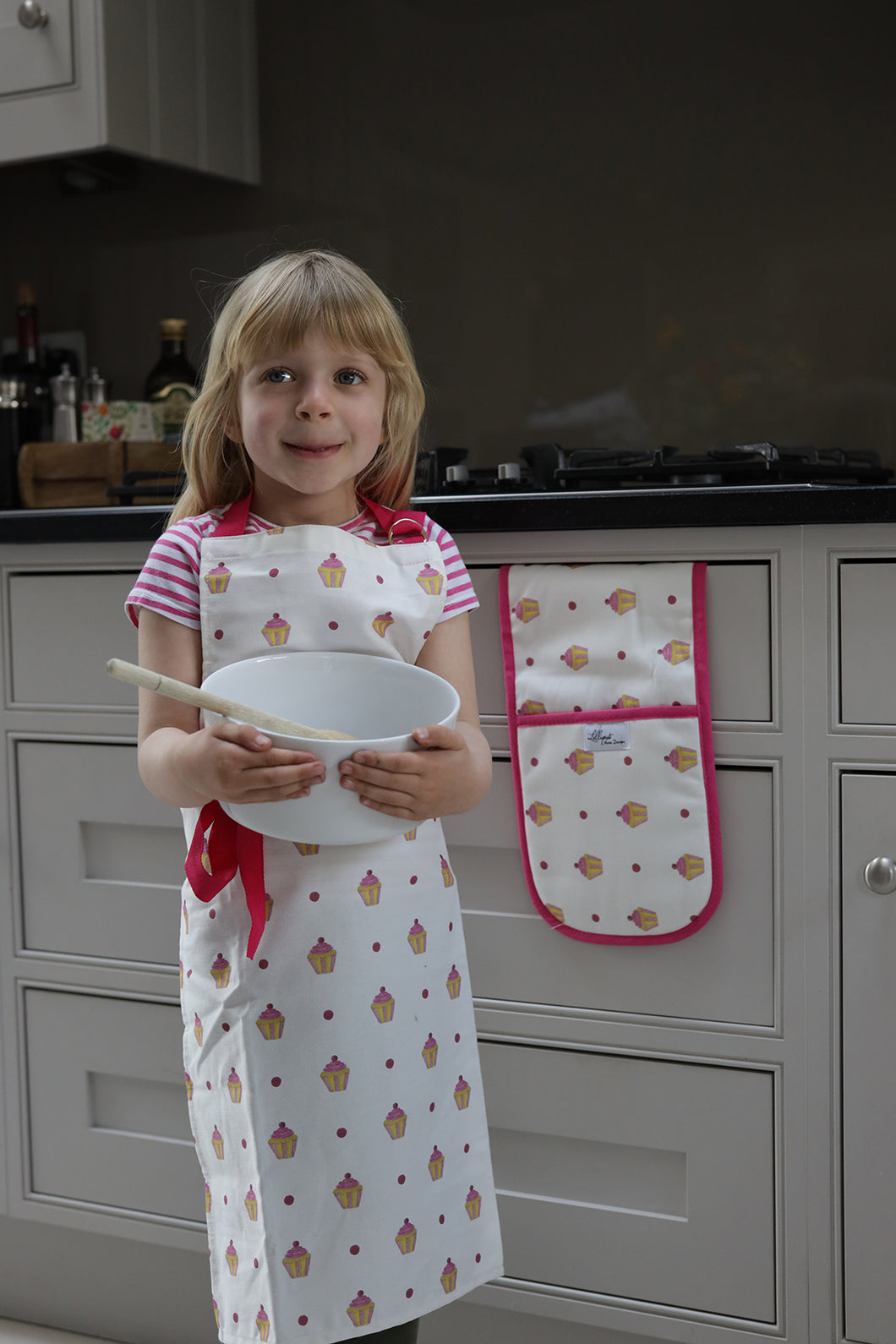 Cupcake Children's apron