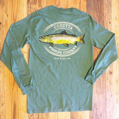 CFC Brown Trout LS
