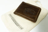Whiskey Leatherworks Bull River Bifold Wallet