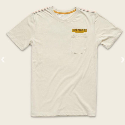 Howler Bros Isla Hermanos Pocket T -Sand