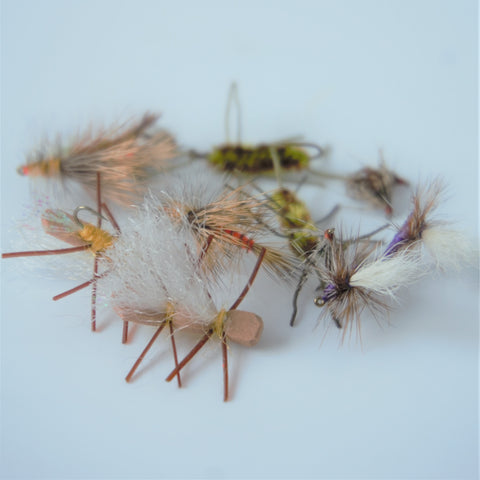 Small Stream Fly Selection
