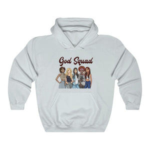 GOD SQUAD Diversity Unisex Heavy Blend™ Hooded Sweatshirt S to 5X - skyrockettees