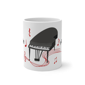 Personalized Color Changing Mug for Musicians - skyrockettees