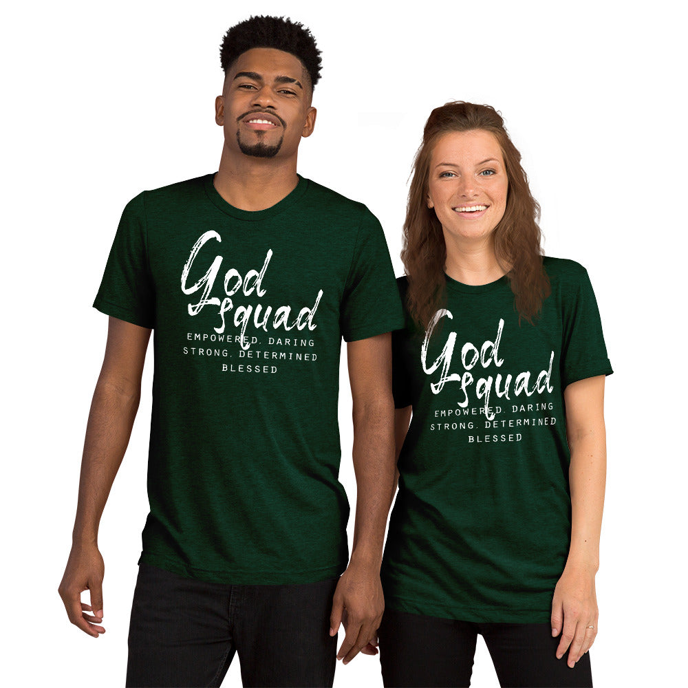 God Squad Team Short sleeve t-shirt - skyrockettees