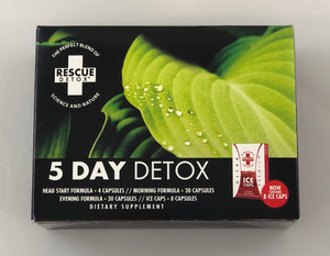 Rescue Detox - 5 Day Cleansing Kit