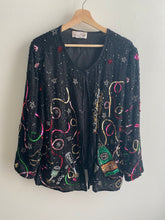 M Beaded Sequin Jacket