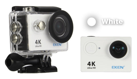 Camera H9R Ultra HD 4K Remote Control