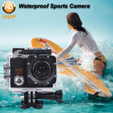 Action Camera Full HD 1080p
