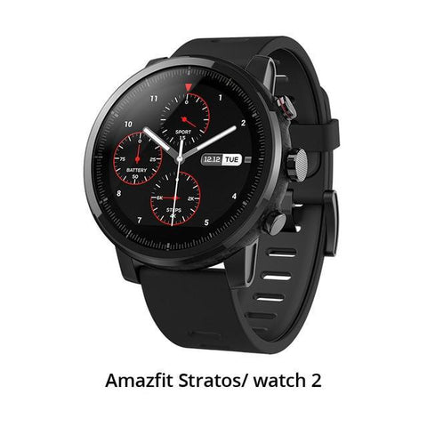 Huami Amazfit Stratos Pace 2 Smart Watch with GPS