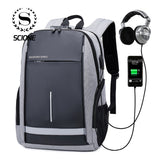 Fashion Anti-theft Safe Laptop Backpack