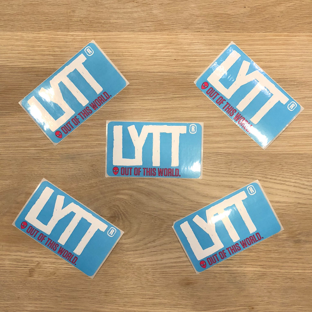 LYTT Sticker