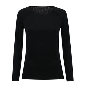 Women's Extreme Performance Laser Cut Long Sleeve