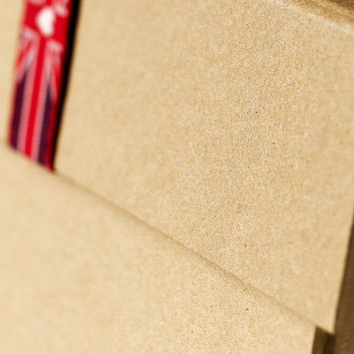 Natural Kraft Textured Paper
