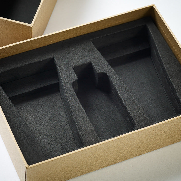 Custom produced EVA Foam Tray Insert for Custom Rigid Gift Box