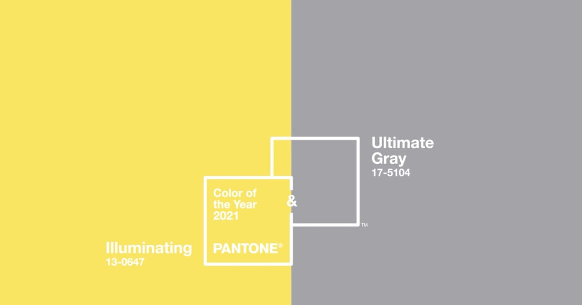 How to incorporate Pantone's 2021 colours into your packaging