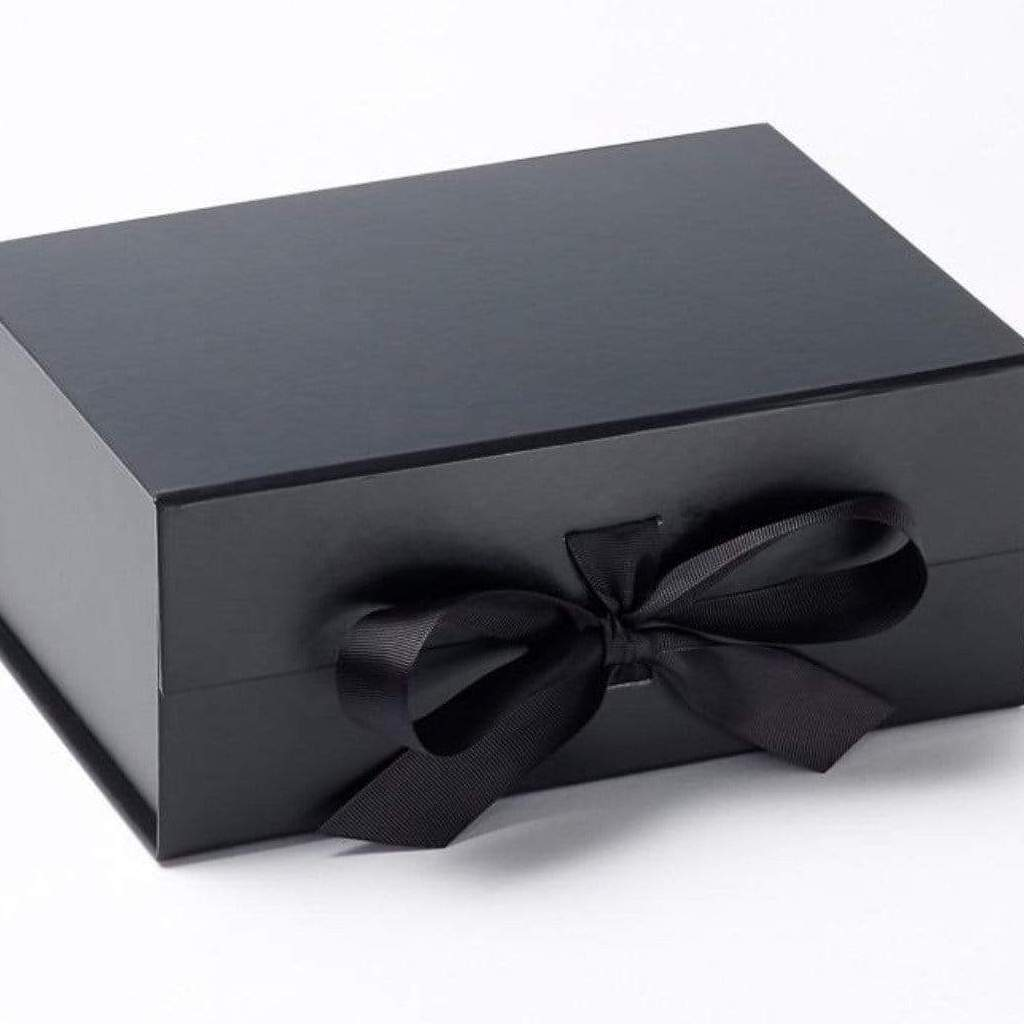 Luxury Gift Boxes with Fixed Ribbon Ties