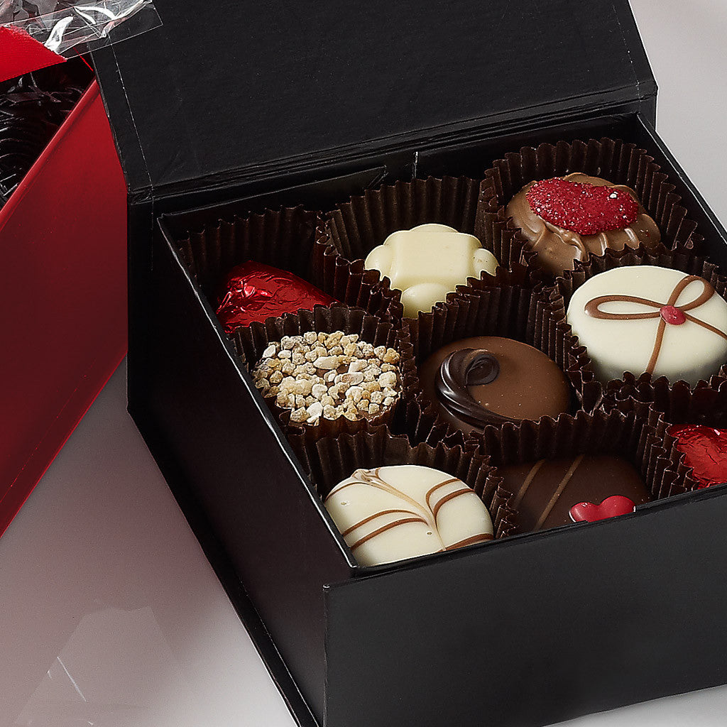 Luxury Chocolate Boxes and Gift Packaging for All Sweet Things