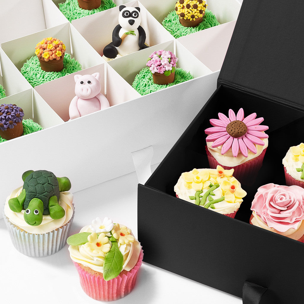 Bakery Boxes and Cupcake Packaging