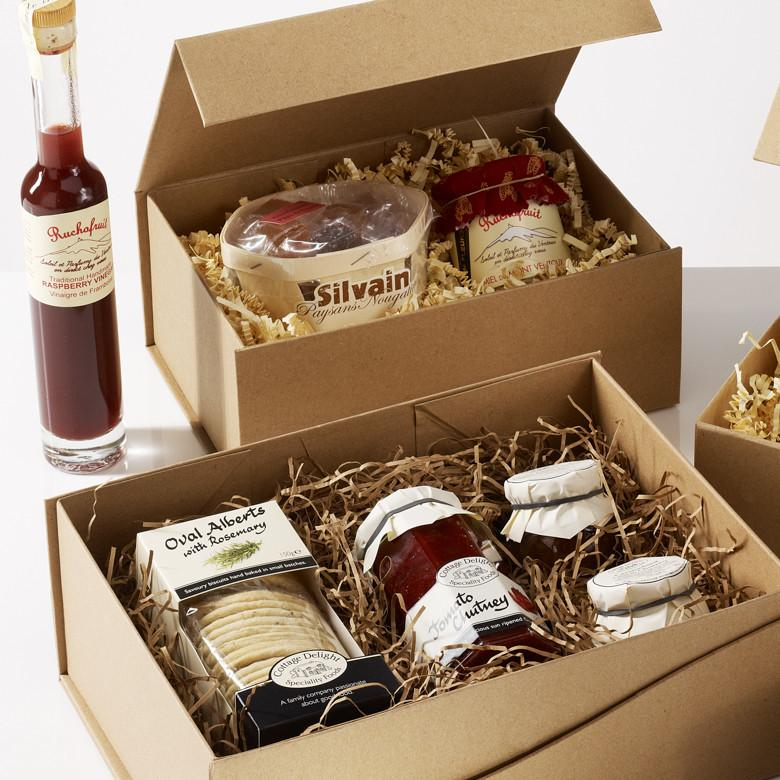 Luxury Food Packaging Gift Boxes & Hamper Boxes