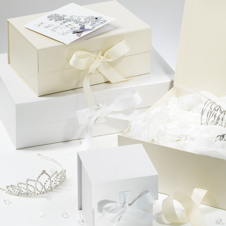 Wedding, Bridal & Keepsake Gift Boxes and Hampers