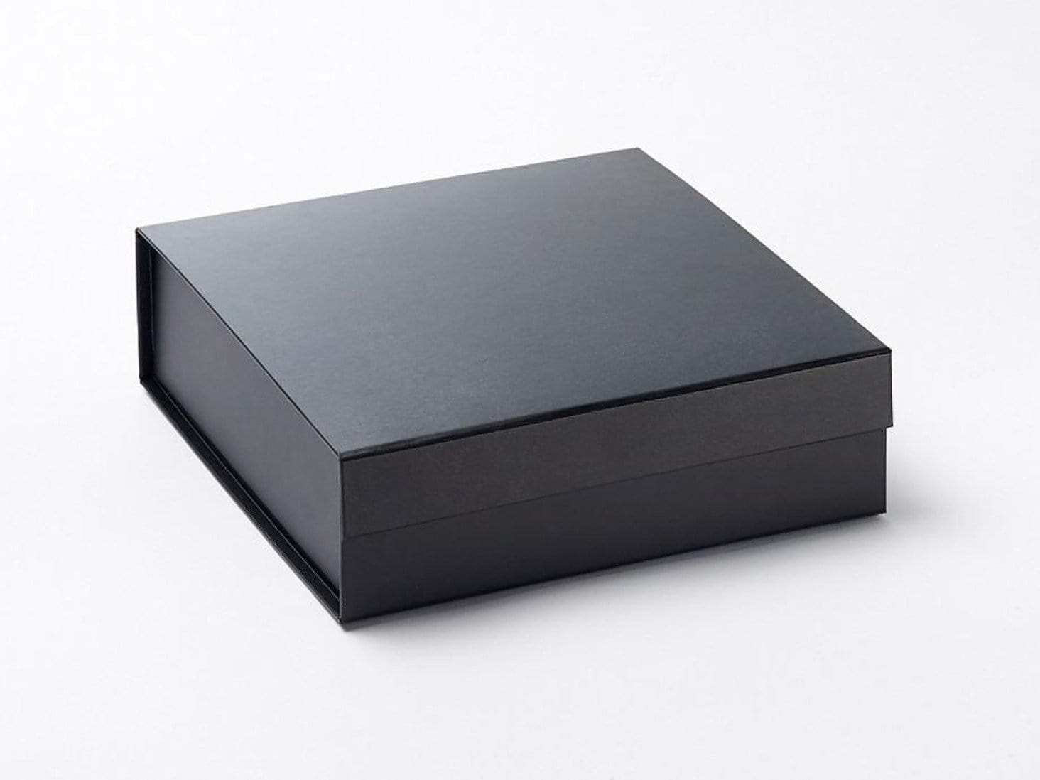 Medium Black Presentation Hamper Gift Boxes from Foldabox