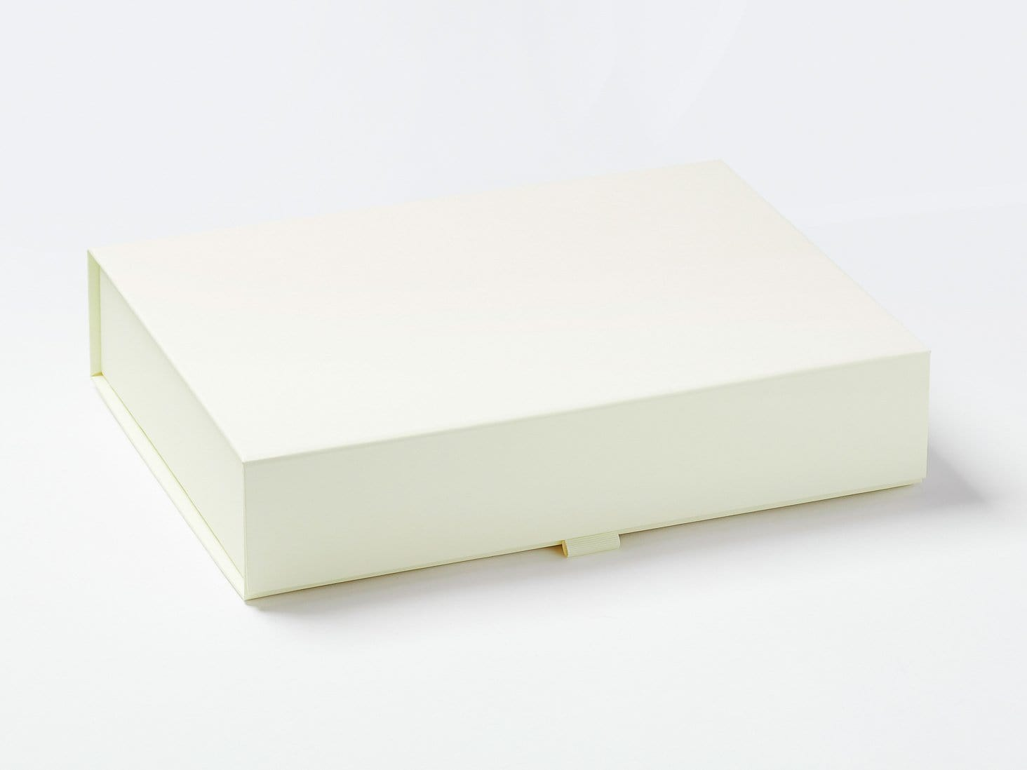 Ivory A4 Shallow Gift Boxes