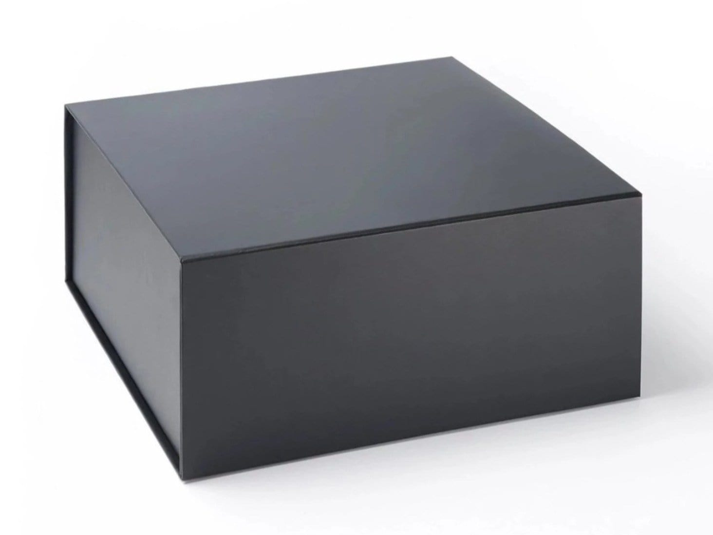 Black Extra Large Deep Gift Box or Hamper Box from Foldabox UK
