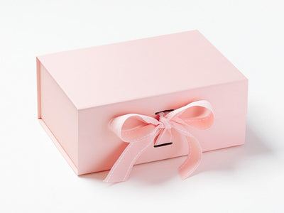 Pale Pink A5 Deep Gift Box Sample